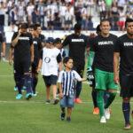 Alianza Lima se une a campaña que une a las personas a través del deporte