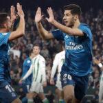 Liga Santander: Real Madrid en gran reacción vence 5-3 a Real Betis