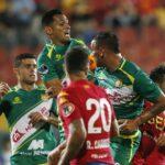 Copa Sudamericana: Sport Huancayo de visita iguala 0-0 con Unión Española