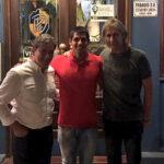Selección peruana: Ricardo Gareca se reúne con Luis Abram en Buenos Aires