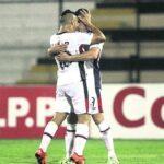 San Martín consolida liderazgo del Grupo A al vencer 2-1 a Comerciantes Unidos