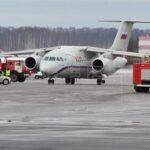 Rusia: Confirman muerte de 71 ocupantes del avión estrellado junto a Moscú (VIDEO)