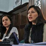 Arlette Contreras denuncia ante OEA indiferencia frente a violencia de género