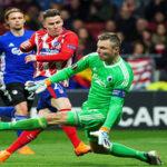 Europa League: Atlético de Madrid pasa a octavos al ganar 1-0 al Copenhague