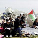 ONU expresa preocupación por destrucción de aulas palestinas (Fotos)