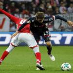 Bundesliga: Bayern con goles de James y Ribery derrota 2-0 al Mainz