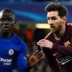 "Champions: Messi rompe el corazón al Chelsea"", destaca prensa inglesa"