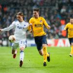 Europa League: Atlético de Madrid remonta escore y golea 4-1 al Copenhague