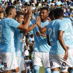 Carnaval celeste: Sporting Cristal goleó 4-1 a Sport Rosario y el Rímac es una fiesta