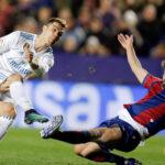 Liga Santander: Real Madrid en el m.89 fue igualado (2-2) por el Levante