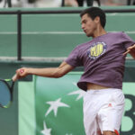 Copa Davis: Duilio Beretta y Hugo Dellien abren la serie Bolivia-Perú