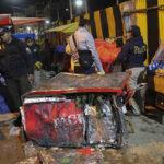 Seis muertos y 28 heridos deja explosión en carnaval de Oruro