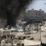 Rusia y Siria acusan a rebeldes de atacar corredor humanitario en Guta (VIDEO)