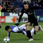 Liga Santander: Real Madrid en partido aplazado derrota 3-1al Leganés
