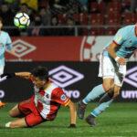 Liga Santander: Girona se sobrepone y vence 1-0 al Celta de Vigo