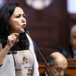 Gloria Montenegro afirma que fallo de Corte IDH debe ser acatado