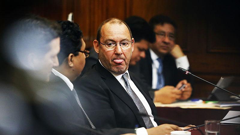 Fiscalía denunció al secretario general de Fuerza Popular — José Chlimper