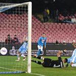 Liga de Italia: Nápoles sigue de líder tras arrollar 4-1 al Lazio