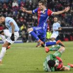Liga de Campeones: Manchester City afirma su pase a cuartos goleando 4-0 al Basilea