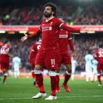 Premier League: Liverpool logra el 2° lugar goleando 4-1 al West Ham
