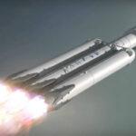 Propulsor central de la nave que se dirige a Marte no logró aterrizaje completo (VIDEO)