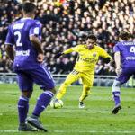 Liga de Francia: Neymar dio la victoria al PSG (1-0) ante el Toulouse