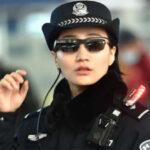 China: Policía utiliza lentes con reconocimiento facial para identificar delincuentes (VIDEO)