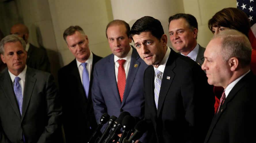 Senadores de EU logran acuerdo que pondría fin a lucha por presupuesto