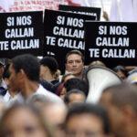 Periodistas de Guatemala denuncian al Estado por abusar y acallar a la prensa