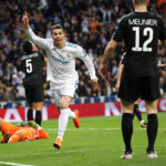 Real Madrid vence 3-1 a PSG por octavos de final de la Champions League