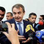 Venezuela: Rodríguez Zapatero llegará hoy para ayudar en el diálogo