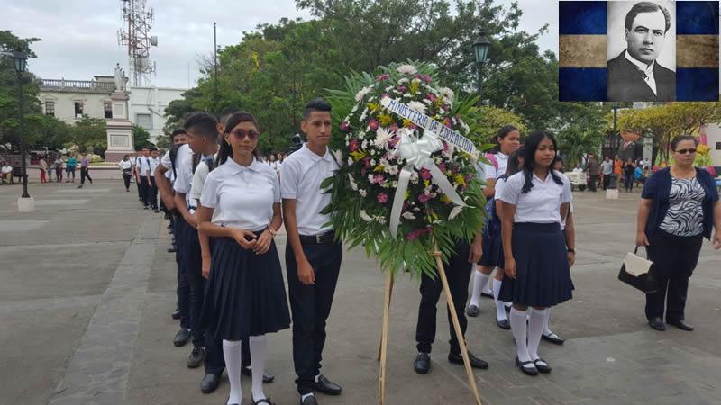 Nicaragua: Conmemoran 102 aniversario de la muerte del poeta Rubén Darío