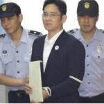Liberan a heredero de Samsung al suspenderse su condena (VIDEO)