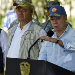 """Santos dice que reanudar diálogos con el ELN """"va a ser muy difícil"""""""