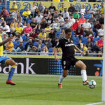 Liga Santander: Sevilla con polémico final derrota 2-1 a Las Palmas