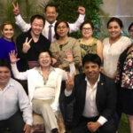 Susana Higuchi apoya al bloque legislativo afín a su hijo Kenji Fujimori