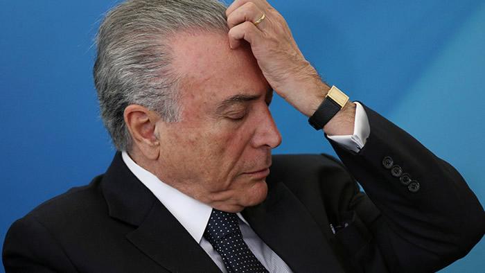 Brasil: Incluyen a Temer en investigación por Odebrecht