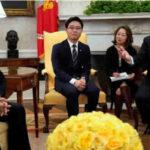EEUU: Trump recibió a 6 desertores norcoreanos en la Casa Blanca (VIDEO)