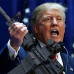 Alumnos de escuela de la matanza en EEUU marcharán contra Trump