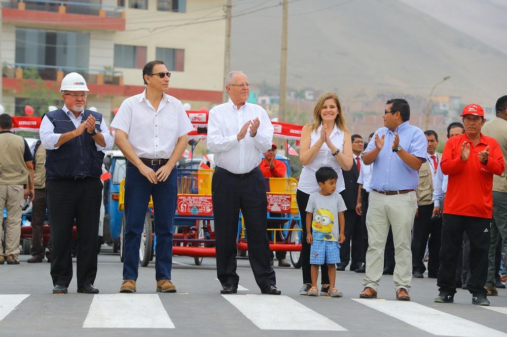 Martín Vizcarra explica por qué estuvo en Perú los últimos días