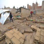 Arequipa: Huaico por intensas lluvias deja un muerto