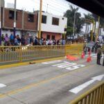 Chorrillos: Fiscalía investiga muerte de joven por camioneta del Metropolitano (VIDEO)