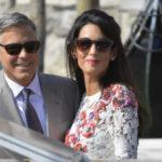 George Clooney y su esposa donan US$ 500 mil para reclamar mayor control de armas