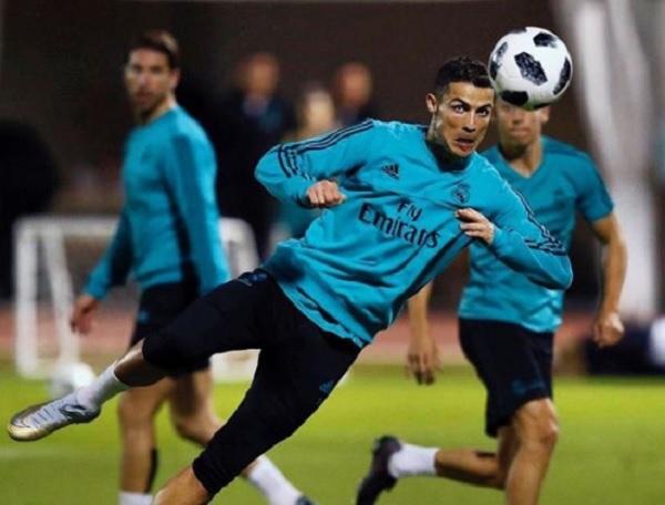 ¿El Madrid y un nuevo salario para Cristiano Ronaldo?