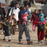 Irak anuncia regreso de 2.5 millones de desplazados por guerra al Estado Islámico (VIDEO)