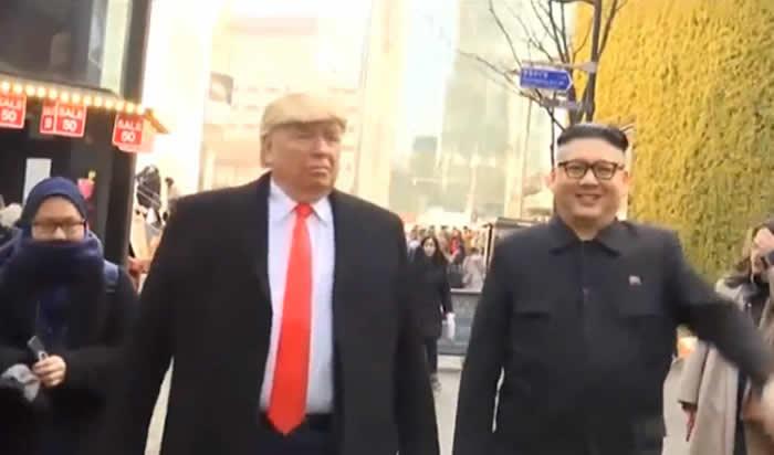 Kim Jong Un invita al presidente de Corea del Sur a Pyongyang