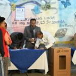 Ecuador: Con normalidad, terminó jornada de votación sobre 7 temas