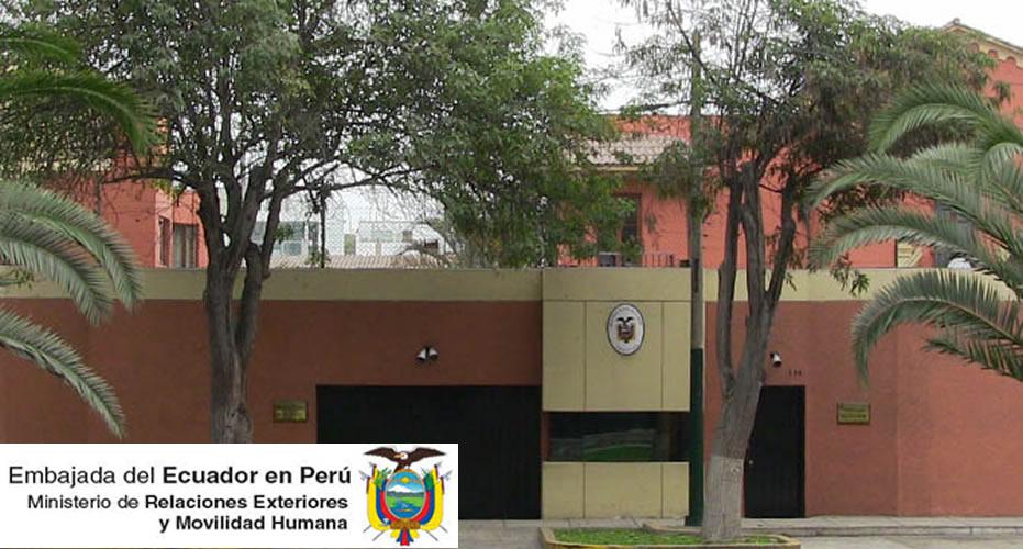 Ecuador Canciller A Asiste A 110 Nacionales Privados De Libertad En Per Cr Nica Viva