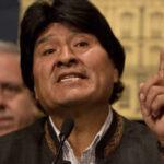 """Evo Morales cuestiona qué paz puede haber si Chile mantiene """"campos minados"""""""