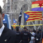 España: Rey Felipe VI visita Cataluña en medio de protestas y plena crisis por la independencia (VIDEO)
